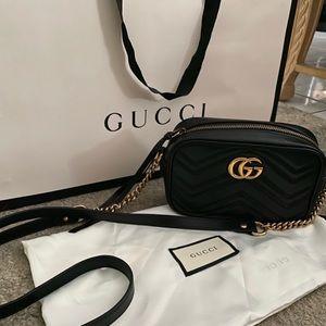 Authentic Gucci Marmont Bag